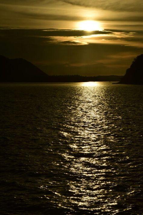 Stunning sunset...