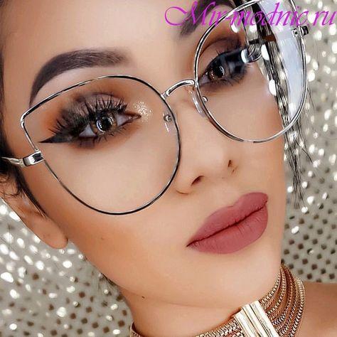 Очки для зрения модная оправа 2018 фото   Браслеты,кольца др. аксессуары b74d356d180