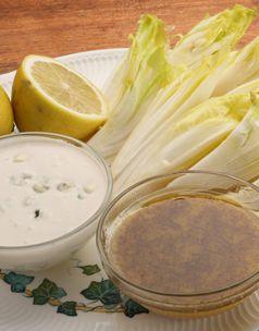 Endive Salad سلطة الأنديف Endive Salad Endive Juicing Lemons