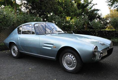 Original Owner: Beautifully Kept 1965 Fiat 1500GT Ghia