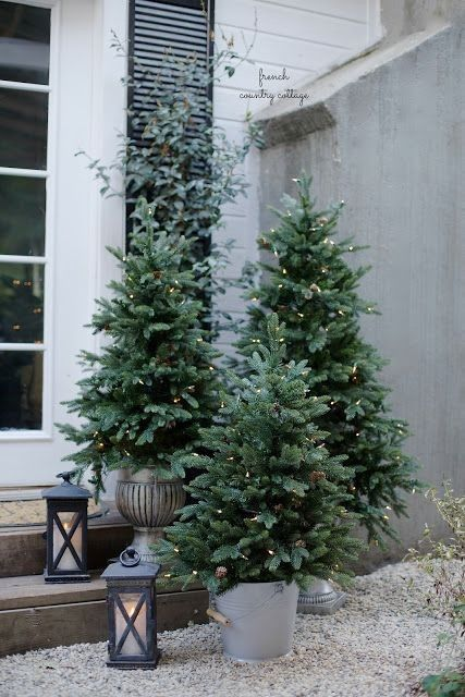 23 Outdoor Christmas Decorating Ideas For Your Home Home Decor