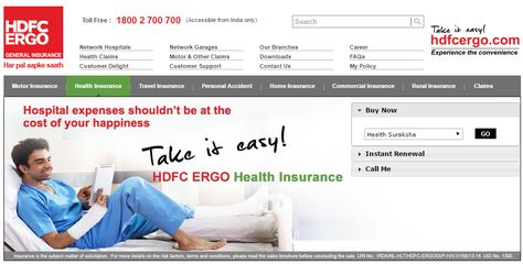 Hdfc Ergo Health Insurance Policy Details Plans Eligibility