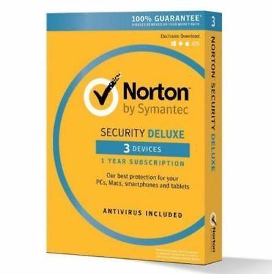 Ad Norton Security 2019 3 Pc User Device Norton Security Norton Internet Security Antivirus Program