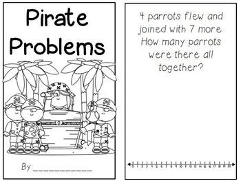 Ahoy Matey! ( pirate themed math and literacy centers