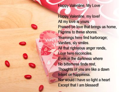 12 best Most Popular Valentine\'s Day Poems images on Pinterest ...