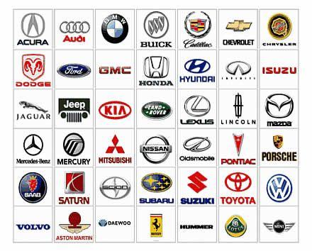 Marcas De Coches Y Sus Logo By Dr Jolette Welch Car Brands Logos Logo Quiz Answers Car Brands