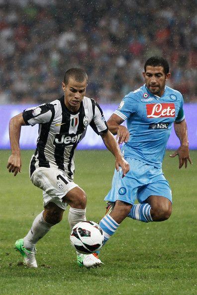Sebastian Giovinco Photos Photos: Juventus FC v SSC Napoli - 2012 Italian Super Cup