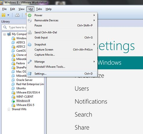 How To Share Local Drives and Folders with a Guest OS in VMWare Workstation