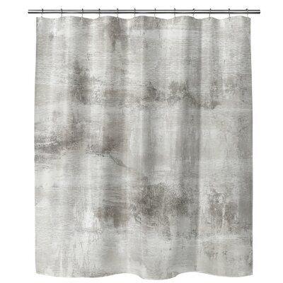 Williston Forge Cloud Shadows Beige Shower Curtain By Hope Bainbridge Size 72 H X 70 W Colour Grey Shower Curtain Sizes Colorful Curtains Brown Grey