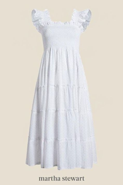 The ultimate self-care piece, this nap dress will take her anywhere from lounging on the couch to virtual happy hour. #marthastewart #valentinesdayideas #giftsforher #giftsforhim #valentinesdaydecor #valentinesdiy