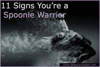 spoonie #spooniewarrior #chronicpain...