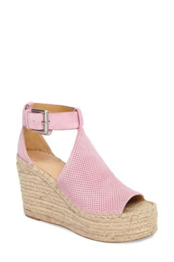 5cbcb49e80c Annie Perforated Espadrille Platform Wedge (Women) in 2019   shoes ...