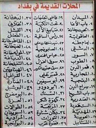 أرشيف التراث العراقي السياسي والأجتماعي وكل ما يتعلق الصفحة 2 Baghdad Baghdad Iraq Iraq