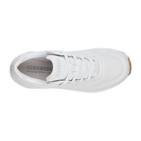 Skechers Womens Street Uno Oxford Shoes