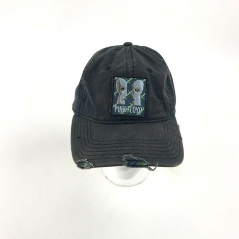 9c19dae8cdd Details about Masters Augusta Golf Baseball Hat Cap American Needle Green  Strap Back Stitched
