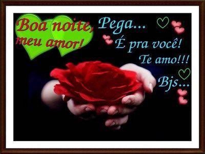 Mensagem Boa Noite Amor Te Amo Mensagem De Boa Noite Mensagem