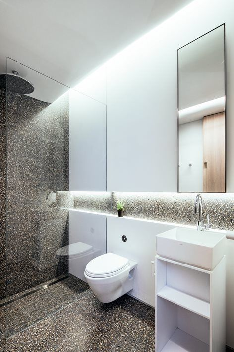 Raft Loft Dash Marshall Toilet Design Bathroom Layout Loft Interiors