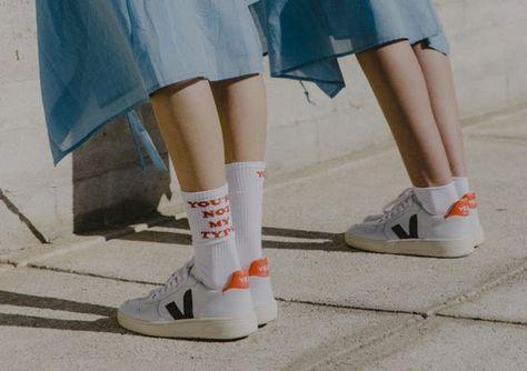 múltiples colores ventas especiales material seleccionado Toma nota: las zapatillas indies Veja V-10 son el nuevo must have ...