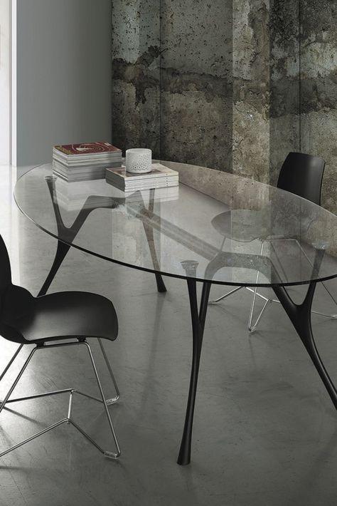 Table De Reunion Design Pegaso En 2020 Table Design Table En