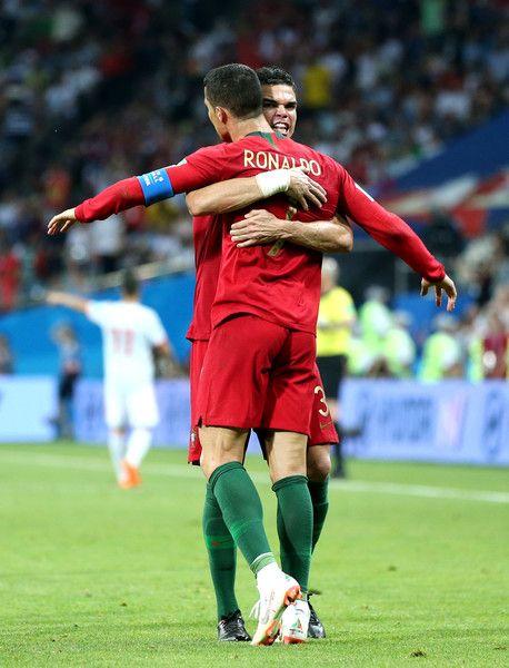 Cristiano Ronaldo Photos Photos Portugal Vs Spain Group B 2018 Fifa World Cup Russia Cristiano Ronaldo Ronaldo Crstiano Ronaldo