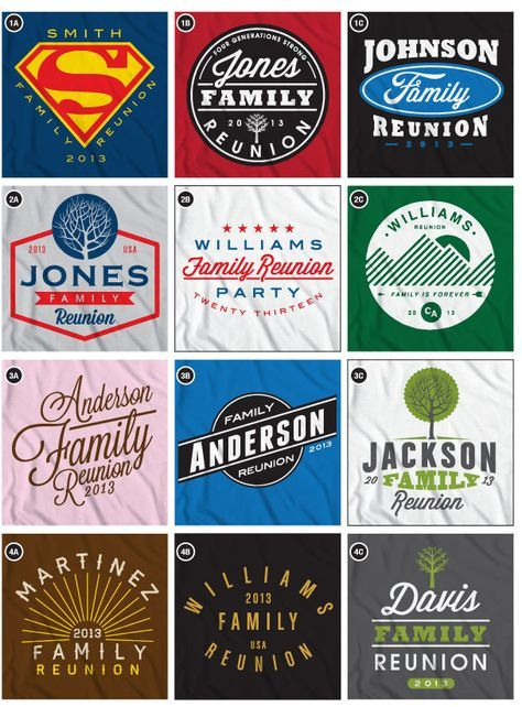 List Of Pinterest Family Reunion Ideas Shirts Design Tees Images