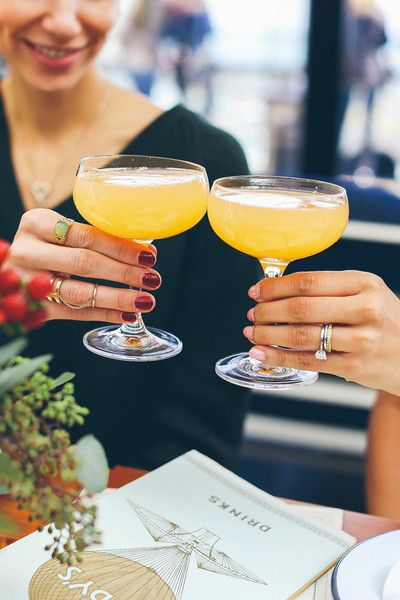 Abuse A Bottomless Mimosa Brunch Special - A Summer Bucket List For 30-Somethings - Photos