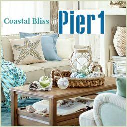 Craft Decorate Coastal With Michaels Coastal Style Coastal