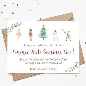 Winter Watercolor Christmas Clipart Frame Holiday Wedding | Etsy in 2020 |  Christmas watercolor, Wedding borders, Winter watercolor