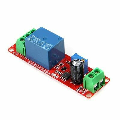 Details About 3pcs 12v Dc Delay Relay Shield Ne555 Timer Switch Module Adjustable G8x In 2020 Relay Timer Dc 5v