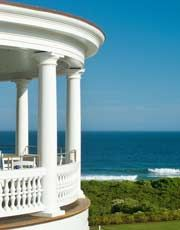 Perched High On The Bluffs Of Watch Hill Rhode Island Ocean House Is An Iconic New England Seaside Resort And First Only Forbes Five Star