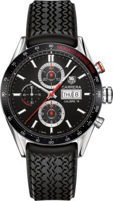 Tag Heuer Carrera Limited Monaco Grand Prix Edition Men's Watch CV2A1F.FT6033