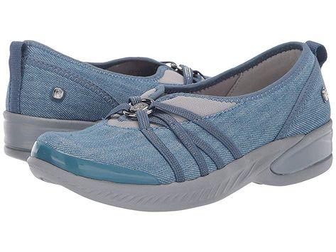 BZees Womens Niche Sneaker