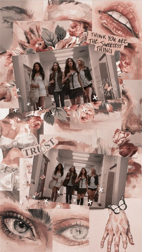Lockscreen/Wallpaper pretty Little liars