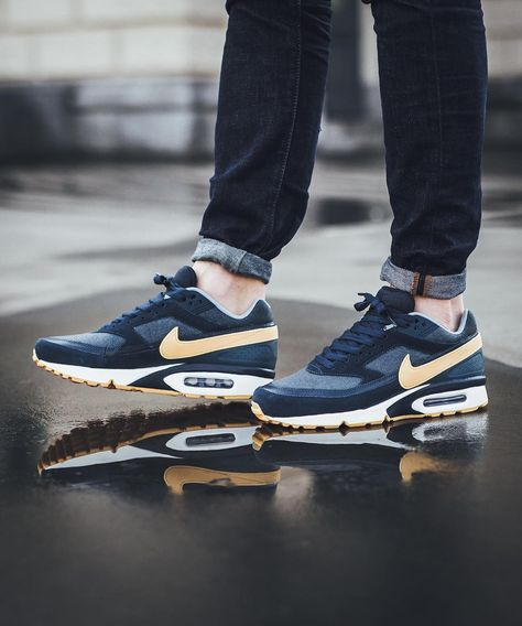 Details about Nike Air Max BW Premium Classic Dark Loden UK 9 COLLECTORS ITEM rare