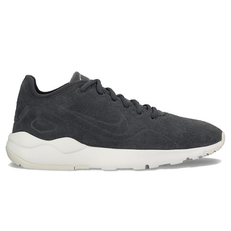 low priced 2d8f0 1959e Nike LD Runner Women s Suede Shoes, Oxford