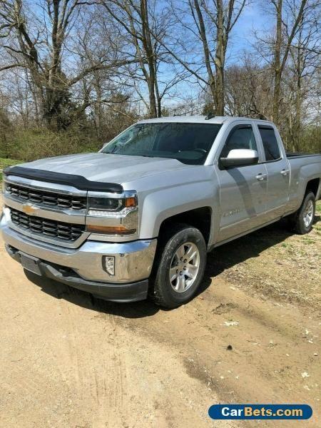 Car For Sale 2016 Chevrolet Silverado 1500 Lt