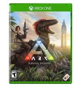 Jogo Midia Fisica Ark Survival Evolved Original Pra Xbox One Com