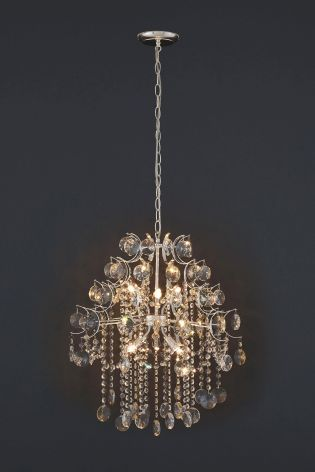 Victoria 6 Light Chandelier From The Next Uk Online Pinterest Chandeliers And Lights