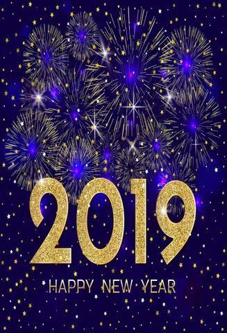 Happy New Year Fireworks 29