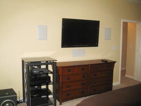 Bedroom tv speakers   design ideas 2017 2018   Pinterest   Tv speakers   Bedroom tv and Bedrooms. Bedroom tv speakers   design ideas 2017 2018   Pinterest   Tv