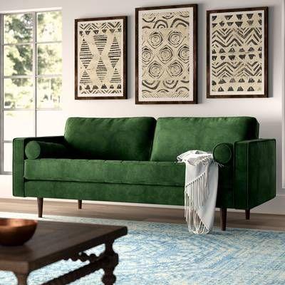 Zipcode Design Evan Convertible Sleeper Reviews Wayfair Furniture Modern Furniture Living Room Sofa Upholstery