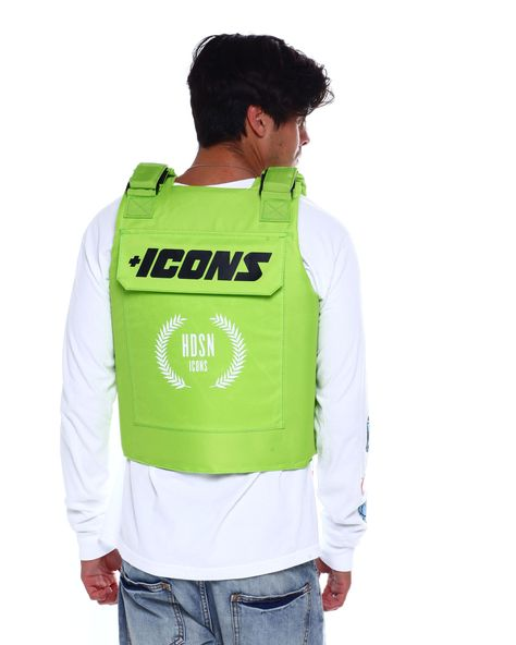 Buy Icons Vest Men's Outerwear from Hudson NYC. Find Hudson NYC fashion & more at DrJays.com