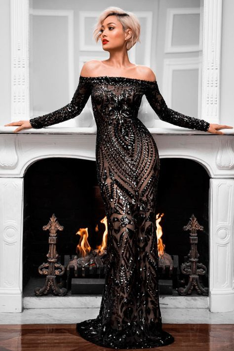 Chloe Evening Dresses