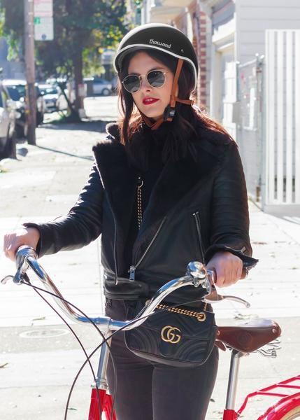Thousand Heritage Bike Helmet Comfort Bike Hybrid Bicycle Bike