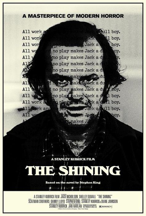 The Shining ....sooooo brilliant