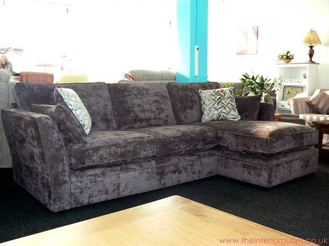 Ashley Manor Beautiful Quality Rh Corner Chaise Sofa In Mocha Chenille Available Leeds Sof