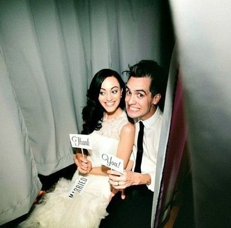 Brendon and Sarah Urie!