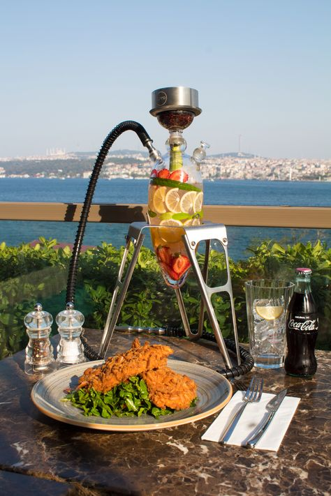 Lounge Review at Lulu Hookah Lounge Istanbul, Turkey