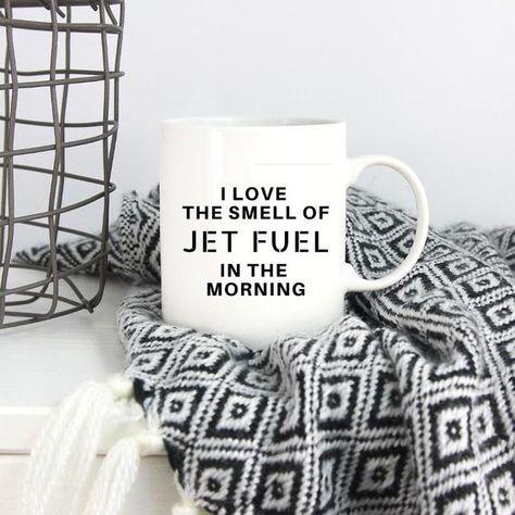 Pilot Gifts Aviation For Him Mug Boyfriend