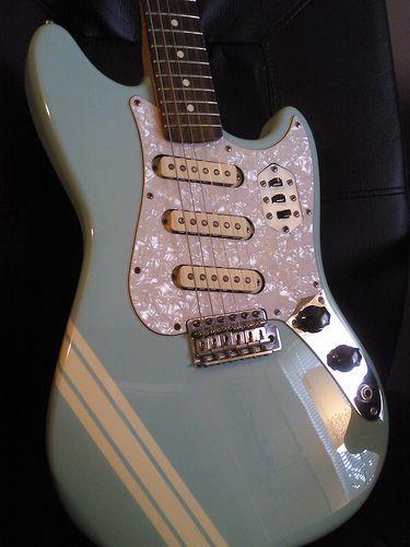 Fender Cyclone Ii Sonic Blue 弦楽器